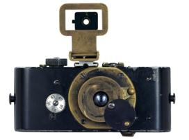 La Ur-Leica, costruita da Oskar Barnack, completata nel 1914 © Leica Camera AG