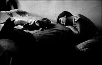 Elliott Erwitt: New York, 1953© Elliott Erwitt/Magnum Photos/Contrasto