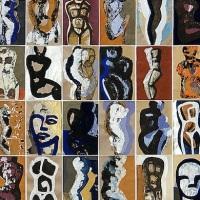 """""""Una moltitudine"""", l'arte di Casalini all'Istituto Portoghese"""