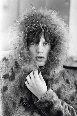 Mick Jagger nei BBC Studios Mick Jagger at the BBC Studios Londra / London, 1964 81,1 x 58 cm © Terry O'Neill