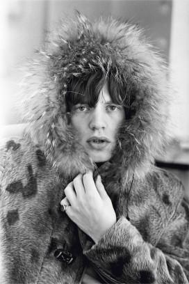 Mick Jagger nei BBC Studios Mick Jagger at the BBC Studios Londra / London, 1964 81,1 x 58 cm © Terry O'Neill