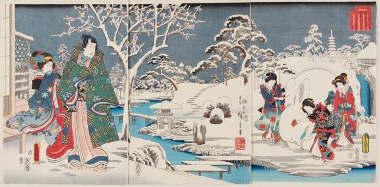 11. Hiroshige