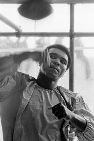 Muhammed Ali mentre si allena Muhammed Ali training Dublino / Dublin, 1972 81,1 x 58,1 cm © Terry O'Neill