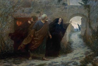 Demakov Е.A._ Il mattino della Risurrezione
