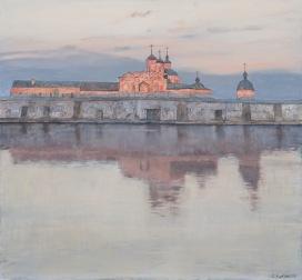 Karеv S.D._Il monastero dell_Assunzione di San Cirillo