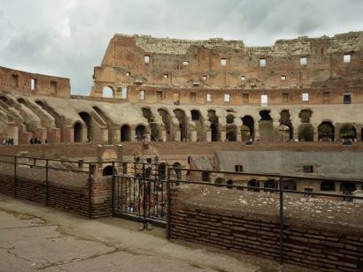 Colosseo n°1, Roma, 2017 Courtesy Boxart, Verona
