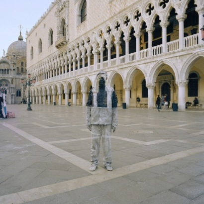 Piazza San Marco, Venezia,2010 Courtesy Boxart, Verona