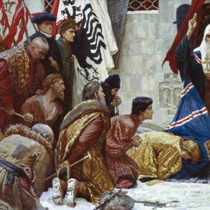 Morgun V.O._ I polacchi conducono in prigione SantErmogene