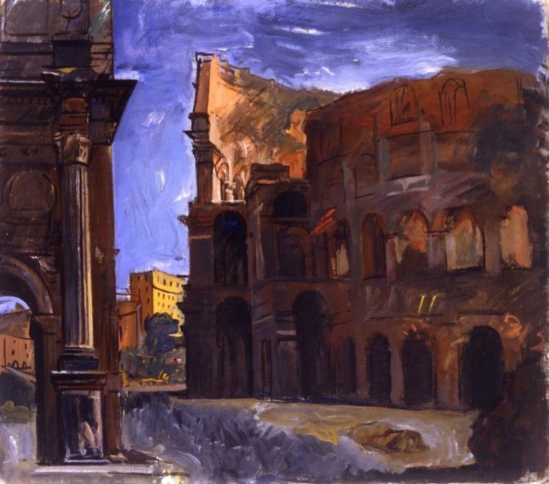roma-città-moderna-da-nathan-al-sessantotto-6-Funi-AM-811-galleria-arte-moderna