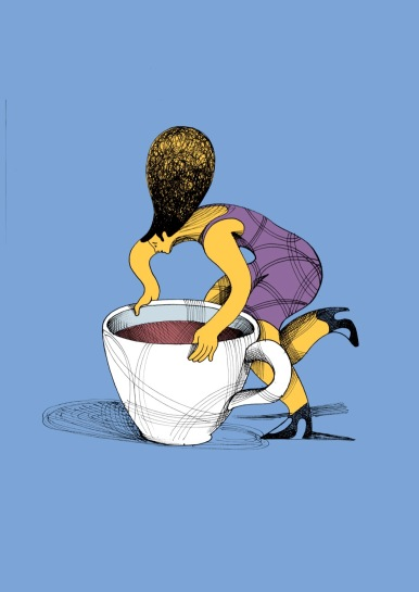 """Antonio Pronostico, """"In una tazza di caffè"""""""