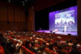 Roma, Auditorium Parco della Musica11 05 2017 Festival delle Scienze ©Fondazione Musica per Roma / foto Musacchio & Ianniello