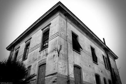 Ex cementificio, Santa Marinella