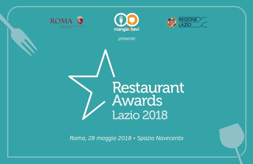 Restaurant Awards Lazio | Locandina