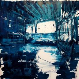 RvB-Arts_Arianna-Matta_Looking-Out_olio-su-tela_2018_155-x-155-cm_light