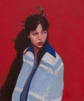 _RvB-Arts_Lucianella-Cafagna_Against-Red_2018_olio-su-tela_70-x-50-cm-copy_light