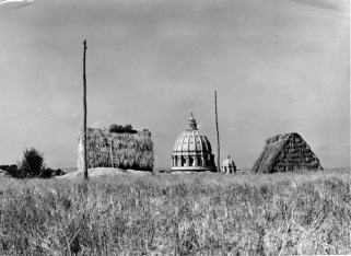 George Everard Kidder Smith Dome of St Peter's Basilica Gelatine silver print, 1954 Architectural Press Archive / RIBA Collections