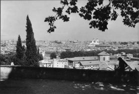 Ralph Deakin View from the Janiculum Gelatine silver print, 1930s Ralph Deakin / RIBA Collections