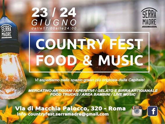 Country fest 23-24 giugno