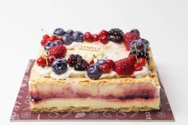Cremilla-Torta-Millefoglie