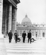 Monica Pidgeon - Piazza San Pietro, 1961 - Monica Pidgeon / RIBA Collections