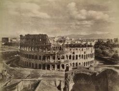 James Anderson - Anfiteatro Flavio (Colosseo), c. 1860 - RIBA Collections
