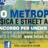 Ossigeno Metropolitano, iscrizioni aperte per musicisti e street artist