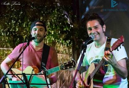 Gianmarco Dottori e Simone Vallerotonda