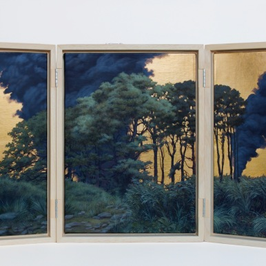 Jesús-Herrera-Martínez-Landscape-Oiloncanvas-40x60cm(open)cm-2018