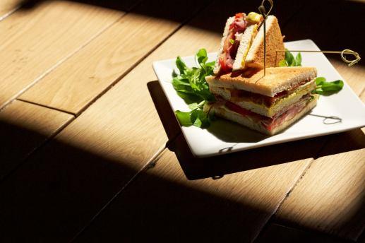 metropolita-roma-club sandwich