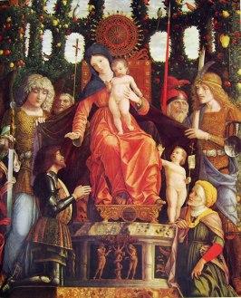 archivio-di-stato-di-roma-2018-Madonna-della-Vittoria_Mantegna_Louvre