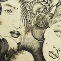 """White Sheets"", 48 tatuatori in mostra da Parione9"