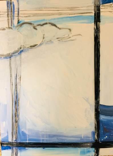 """Roberto Saterno, """"Siamo nuvole che passano"""""""