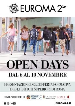 Euroma2_Open Days 2018