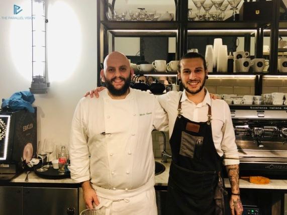 Mirko Campoli e Angelo Bonanni