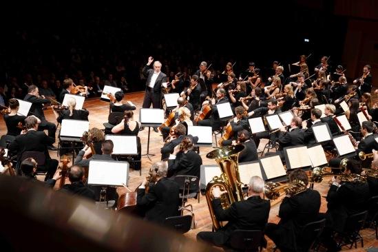 Roma, Auditorium Parco della Musica 18 01 2018 Ciajkovskij Festival Gergiev Orchestra del Teatro Mariinsky di San Pietroburgo Valery Gergiev direttore ©Musacchio & Ianniello