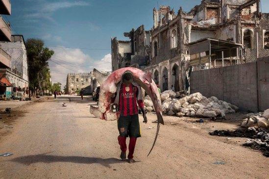 Somalia, Mogadiscio, 2015 © Marco Gualazzini / Contrasto