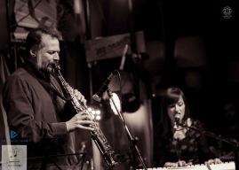 Edy Paolini (con Francesco Snoriguzzi al sax)