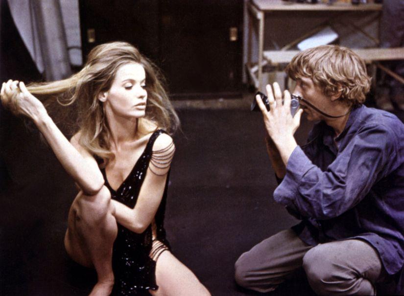 Foto di scena del film Blow-up ©Everett Collection