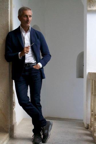 Gianrico Carofiglio (foto: Roberta Lovreglio)