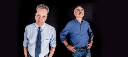 Ernesto Assante e Gino Castaldo