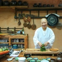 Jeong Kwan a Roma tra cucina coreana vegana e buddismo