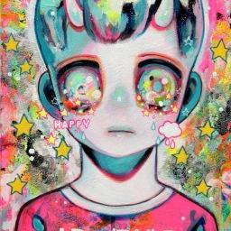 "Hikari Shimoda, ""Children Living in Transparent Darkness #1"""