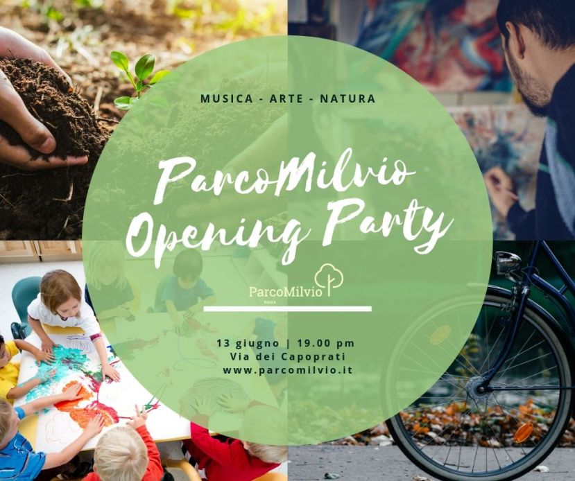 ParcoMilvio Opening Party