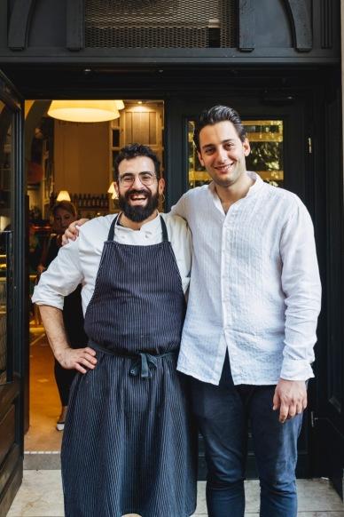 Cristiano Catapano con Alessio Tagliaferri (Foto: Stefano Delia)