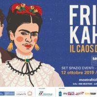"""Il caos dentro"", Frida Kahlo in mostra a ottobre da SET"