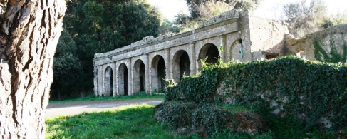 Tempio di Giunone Sospita (Lanuvio - www.visitcastelliromani.it)