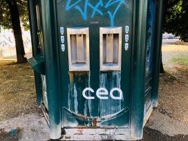 Casa dell'Acqua alla Metro A - Cipro (Via Frà Albenzio)