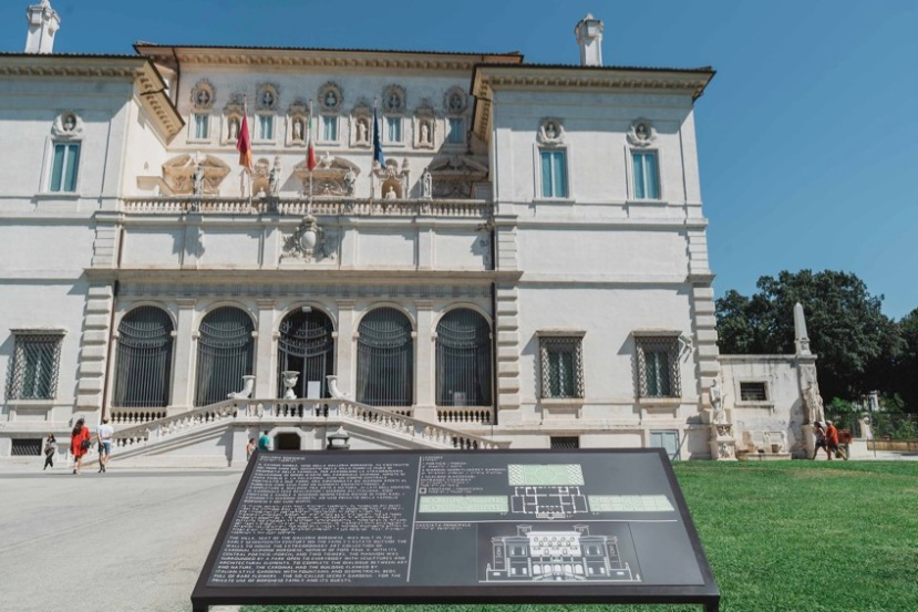 Galleria Borghese_pannello tatt ile_1_©Valerio Quattrucci_1-1