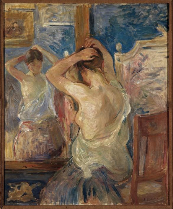 01_Devant la Psiche' di Morisot_350 DPI_50 cm-1