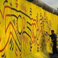 """""""Anche i muri parlano"""", Keith Haring inaugura gli incontri sulla street art"""